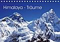 9783665915476 - Andreas Prammer: Himalaya - Träume (Tischkalender 2018 DIN A5 quer) - Die höchsten Gipfel der Erde erleben Sie auf beeindruckende Art und Weise im wunderschönen Nepal. (Monatskalender, 14 Seiten ) - Book