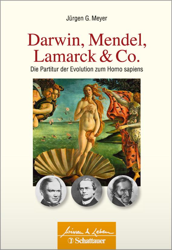 Darwin-Mendel-Lamarck-amp-Co-Juergen-G-Meyer