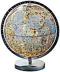 Columbus Globen, College Line Mond-Leuchtglob ...