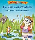 VORLESEMAUS, Band 23: Die Nixe im Gartenteich und 5 weitere Fantasiegeschichten
