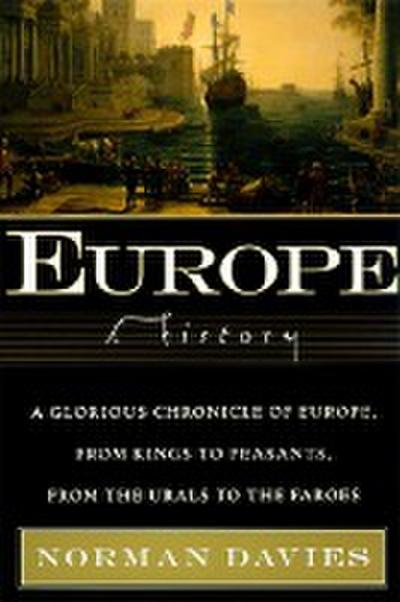 europe-a-history