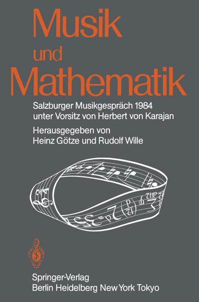 musik-und-mathematik-salzburger-musikgesprach-1984-unter-vorsitz-von-herbert-von-karajan