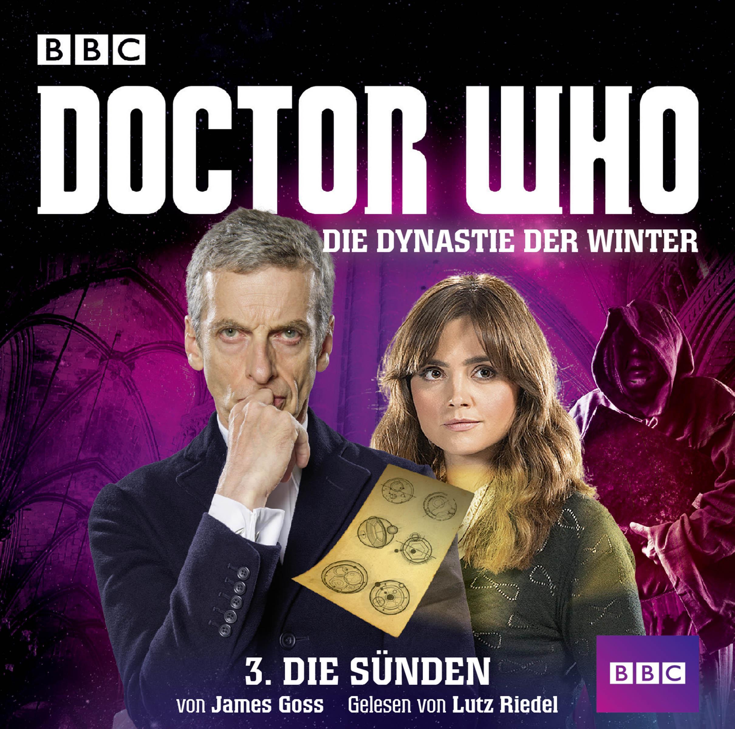 Doctor Who: Die Dynastie der Winter ~ James Goss ~  9783785754214