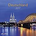 Deutschland 2017. Broschürenkalender