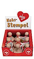 I mog di Keks-Stempel; Verkaufseinheit 9 Stüc ...