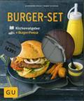 Burger-Set: mit antihaftbeschichteter Burgerp ...