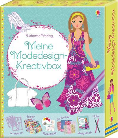 Meine Modedesign-Kreativbox