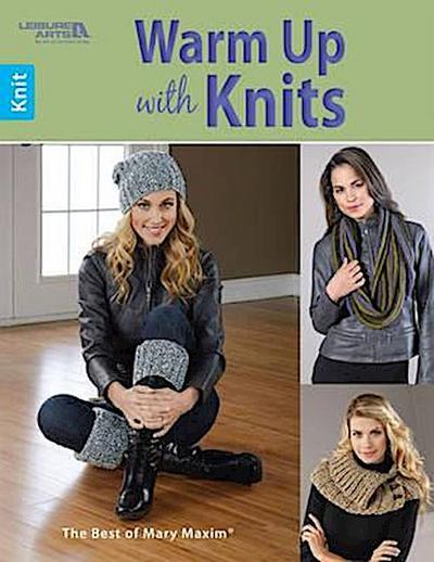 warm-up-with-knits-leisure-arts-, 5.53 EUR @ regalfrei-de