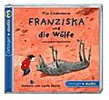 Franziska und die Wölfe (CD): Lesung mit Gerä ...