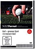 Golf - grosses Spiel mit kleinem Ball, 1 DVD
