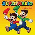 Super Mario (TM) 2018 Wall Calendar