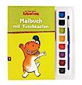 Der kleine Drache Kokosnuss - Malbuch mit Tus ...