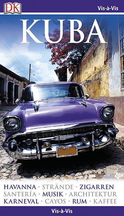 Vis-á-Vis Reiseführer Kuba: mit Mini-Kochbuch zum Herausnehmen