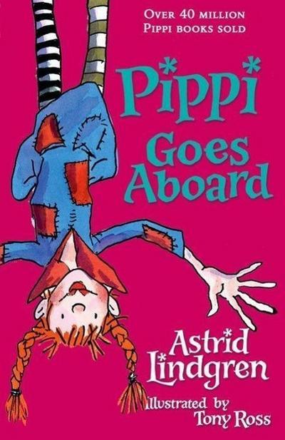 Pippi Longstocking Goes Aboard