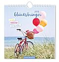 Glücksbringer 2018 Postkartenkalender