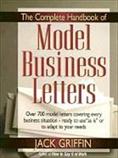 the-complete-handbook-of-model-business-letters
