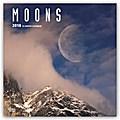 Moons - Mondansichten 2018 - 18-Monatskalender