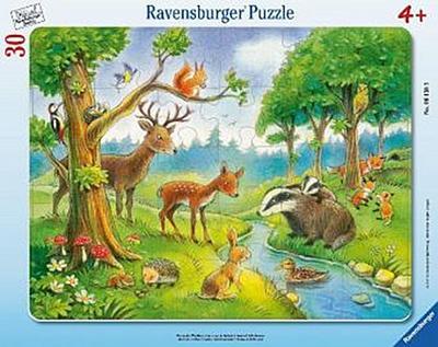 ravensburger-rahmenpuzzle-06138-heimische-waldtiere-kinderpuzzle