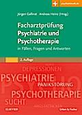 Facharztprüfung Psychiatrie und Psychotherapie
