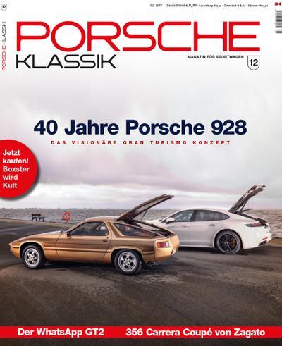 Porsche Klassik 2/17 Nr. 12