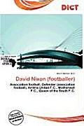 DAVID NIXON (FOOTBALLER)