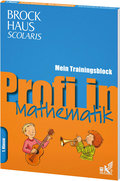 Brockhaus Scolaris Profi in - Mein Trainingsblock: Mathematik 1. Klasse