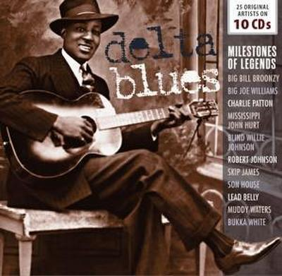 Delta Blues - Milestones of Legends