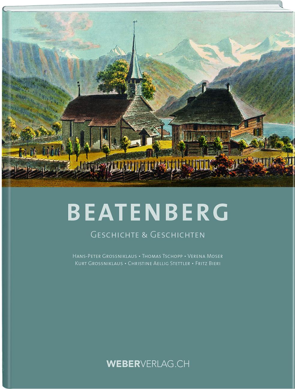 Beatenberg Christine Aellig
