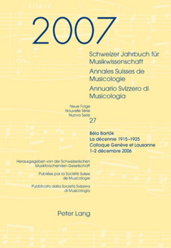 Schweizer-Jahrbuch-fuer-Musikwissenschaft-Annales-Suisses-de-9783039117000