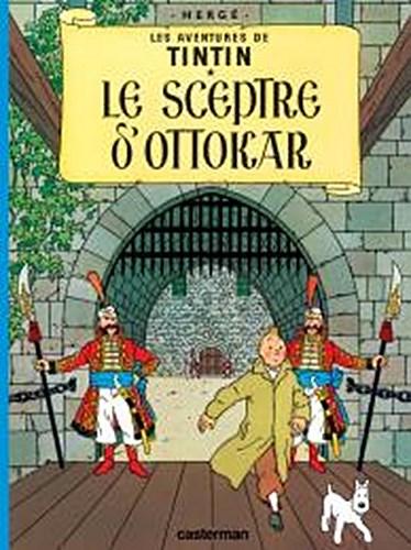 Herge Les Aventures De Tintin. Le Sceptre D'ottokar