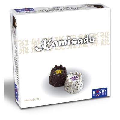 Kamisado - Huch & Friends - Spielzeug, Deutsch, Peter Burley, Auf der Empfehlungsliste zu Spiel des Jahres 2010, Auf der Empfehlungsliste zu Spiel des Jahres 2010