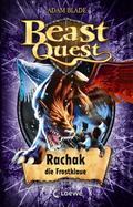 Beast Quest - Rachak, die Frostklaue: Band 42