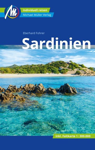 Sardinien Reiseführer Michael Müller Verlag  Individuell reisen mit vielen praktischen Tipps.  Deutsch  329 farb. Fotos