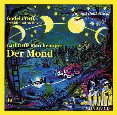 """Orffs Märchenoper """"Der Mond"""""""
