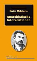 Anarchie und andere Schriften