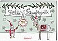 Fröhliche Weihnachtsgrüße