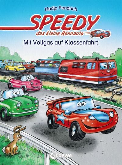 Speedy-Mit Vollgas