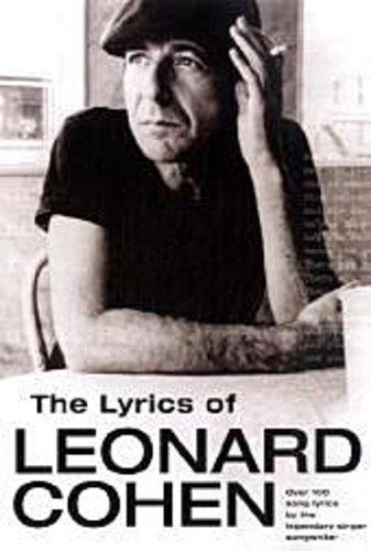 The-Lyrics-of-Leonard-Cohen-Leonard-Cohen