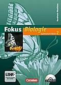 Fokus Biologie 2 - Schülerbuch mit CD-ROM. Gymnasium. Nordrhein-Westfalen