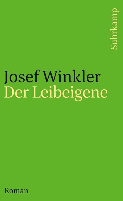 der-leibeigene-roman-suhrkamp-taschenbuch-