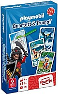 Playmobil Quartett & Trumpf - Boys