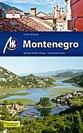 Montenegro: Reiseführer mit vielen praktische ...