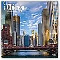 Chicago 2018 - 18-Monatskalender mit freier TravelDays-App