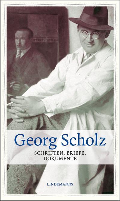 georg-scholz-schriften-briefe-dokumente-lindemanns-bibliothek-