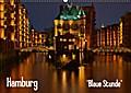 9783665894832 - Thomas Paragnik: Hamburg Blaue Stunde (Wandkalender 2018 DIN A2 quer) - Hamburg bei Nacht (Monatskalender, 14 Seiten ) - Book