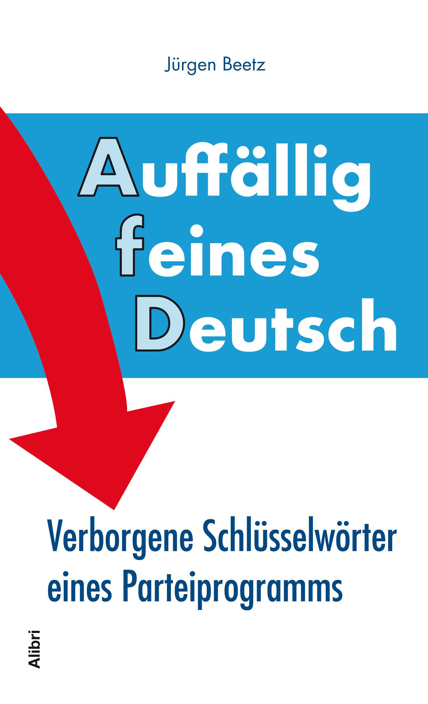 Auffaellig-feines-Deutsch-Juergen-Beetz