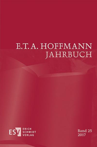 e-t-a-hoffmann-jahrbuch-2017, 35.46 EUR @ regalfrei-de