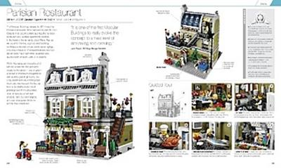Great LEGO® Sets. A Visual History