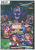 Marvel vs Capcom Infinite, 1 DVD-ROM