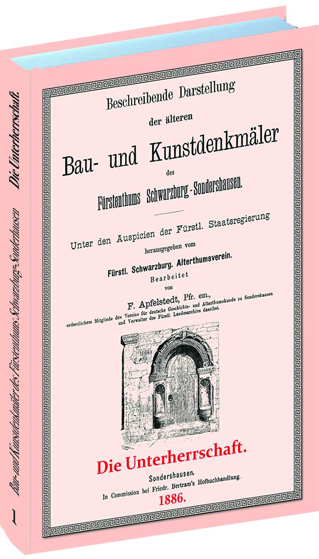 Beschreibende Darstellung der älteren Bau- und Kunstdenkmäler des Fürstenth ...